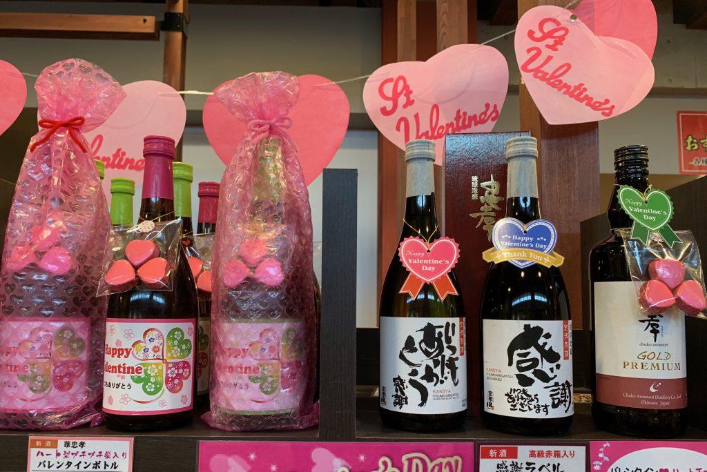 バレンタインフェア開催中